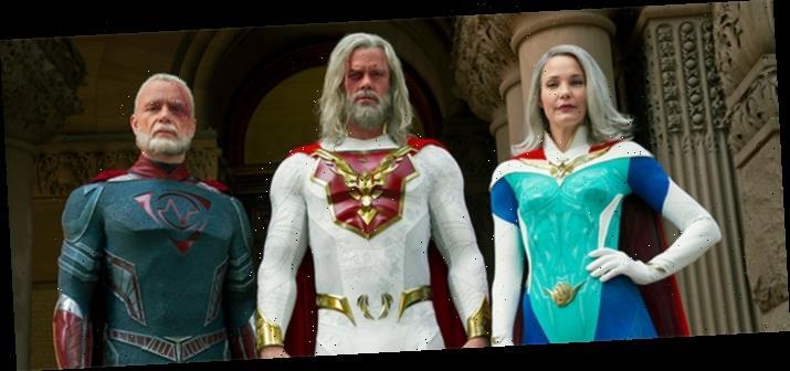'Jupiter's Legacy' First Look: Netflix Provides an Illustrated Glimpse at Mark Millar's Superhero TV Series