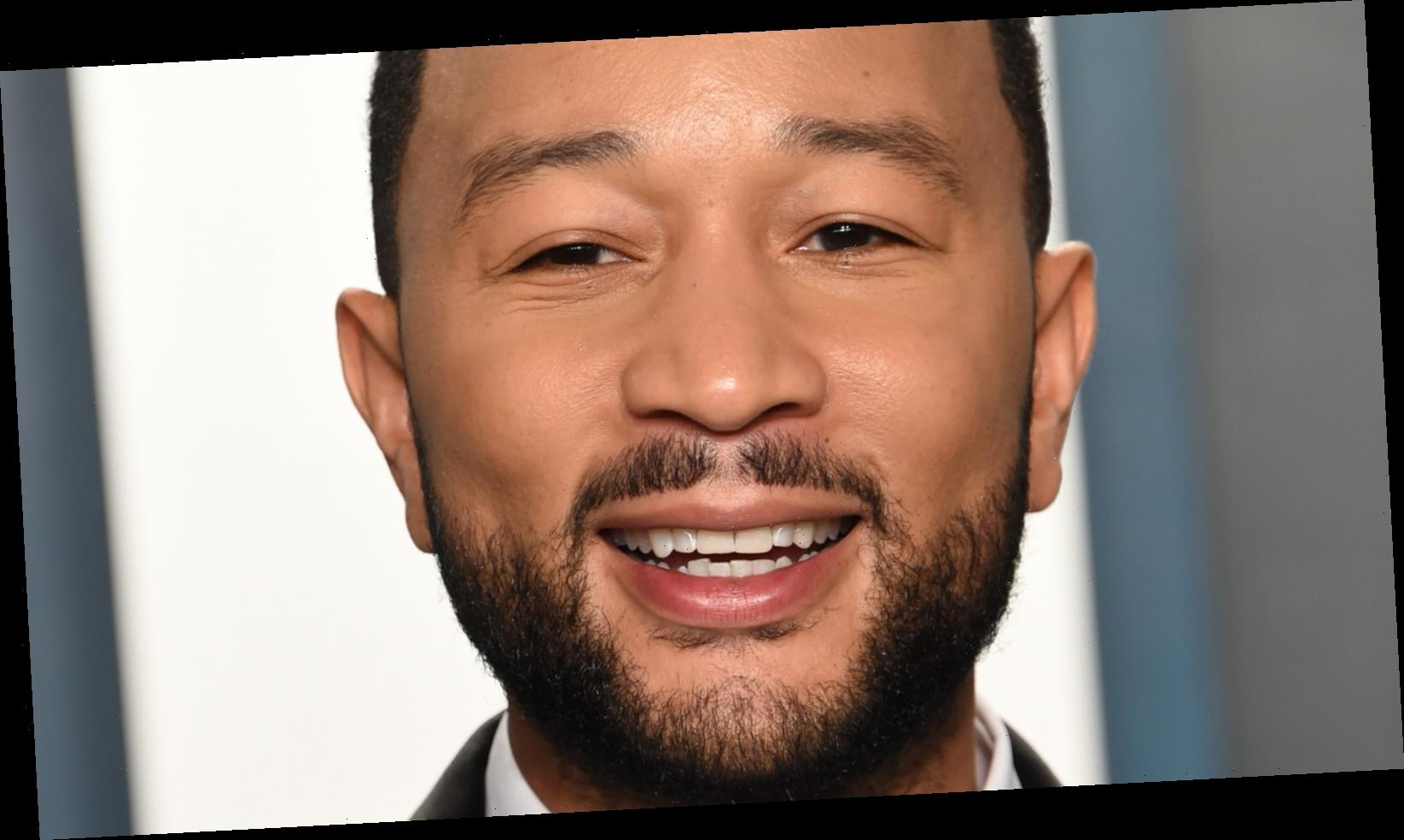 The Truth Behind John Legend's Stage Name
