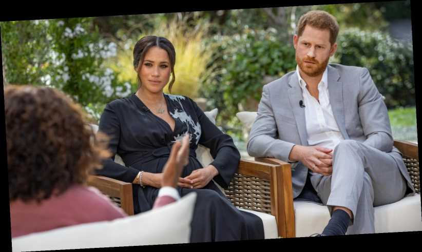The Scary Reason Meghan And Harry Had To Call The Police To Their Home