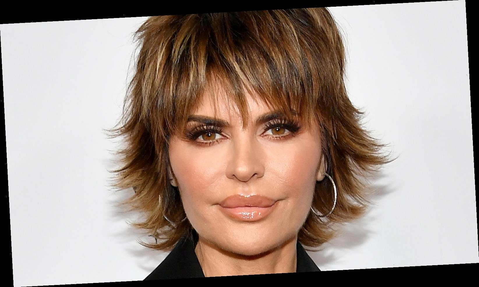 Why Lisa Rinna Was Originally Turned Down For Real Housewives
