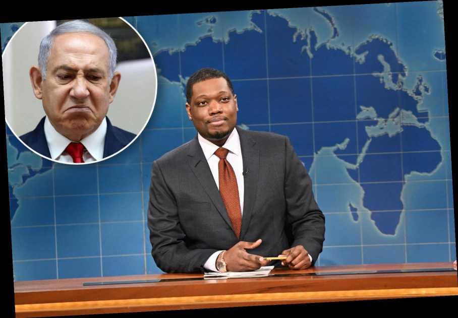 Israeli PM Netanyahu slams 'SNL' joke about COVID-19 vaccine efforts