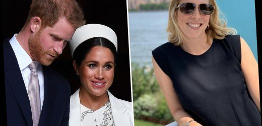 Meghan Markle and Prince Harry's Archewell foundation director Catherine St-Laurent leaves after only a YEAR