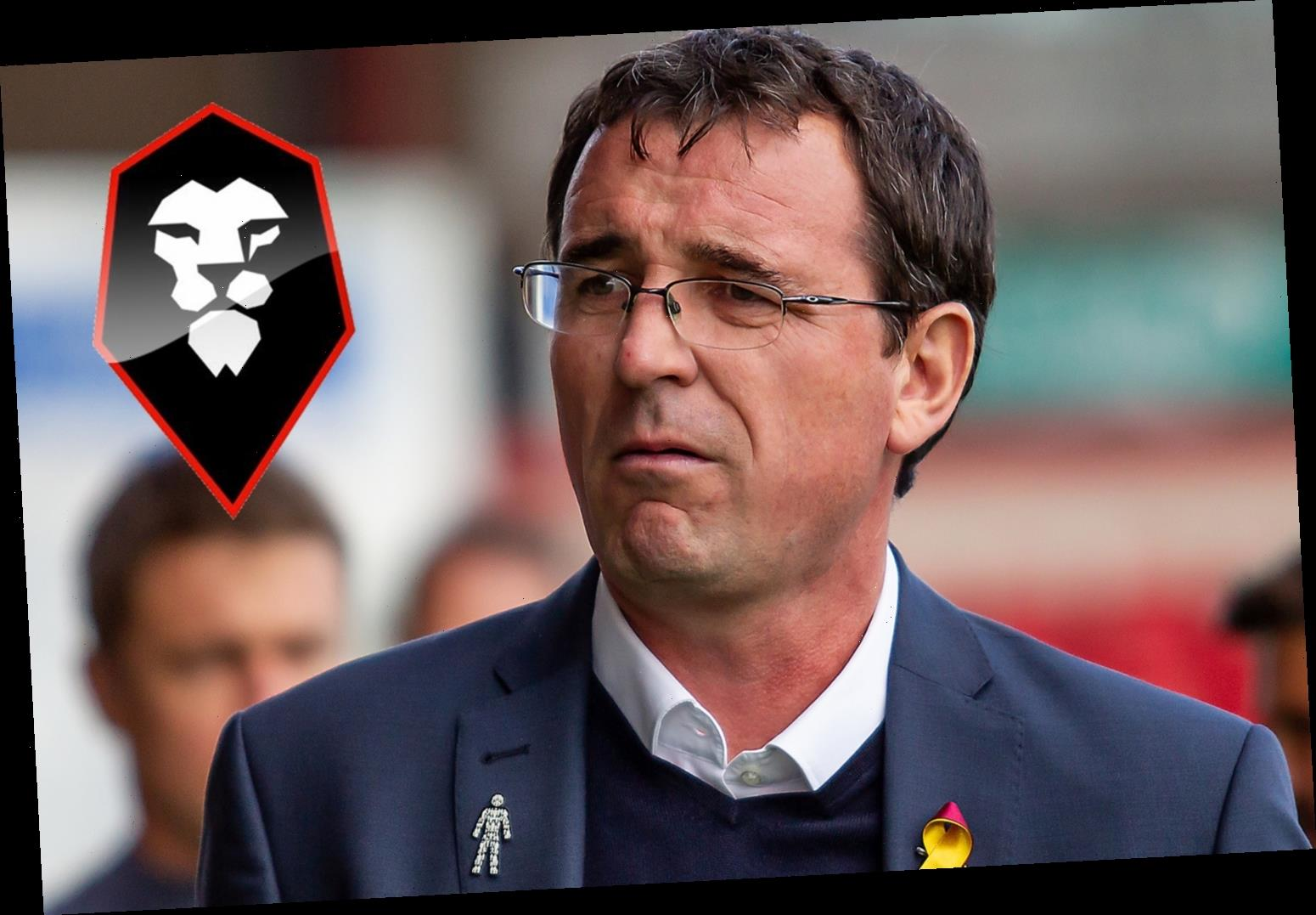 Gary Bowyer named as new Salford boss by Neville and Co after sacking Richie Wellens following showdown talks