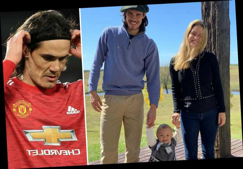 Edinson Cavani UNHAPPY at Man Utd and wants to quit to move closer to family while fuming at FA racism charge, says dad