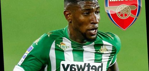 Arsenal keen on Emerson Royal transfer with Real Betis right-back 'seen by Mikel Arteta as Hector Bellerin replacement'