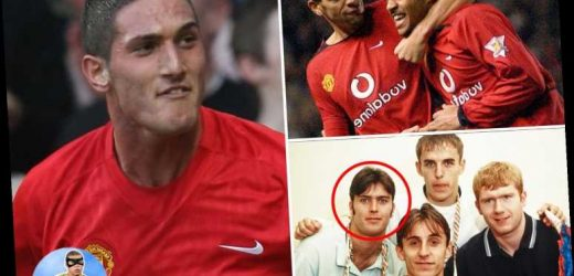 Man Utd wonderkids like Federico Macheda and Darron Gibson failed to live up to the hype – here's where they are now – The Sun