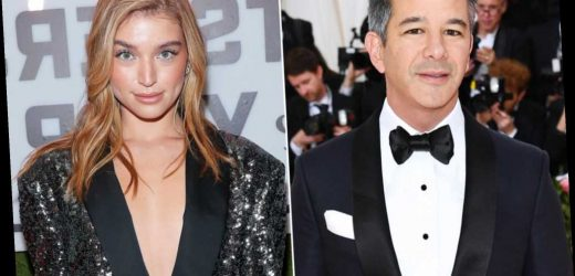 Uber co-founder Travis Kalanick dating Victoria's Secret model Daniela Lopez