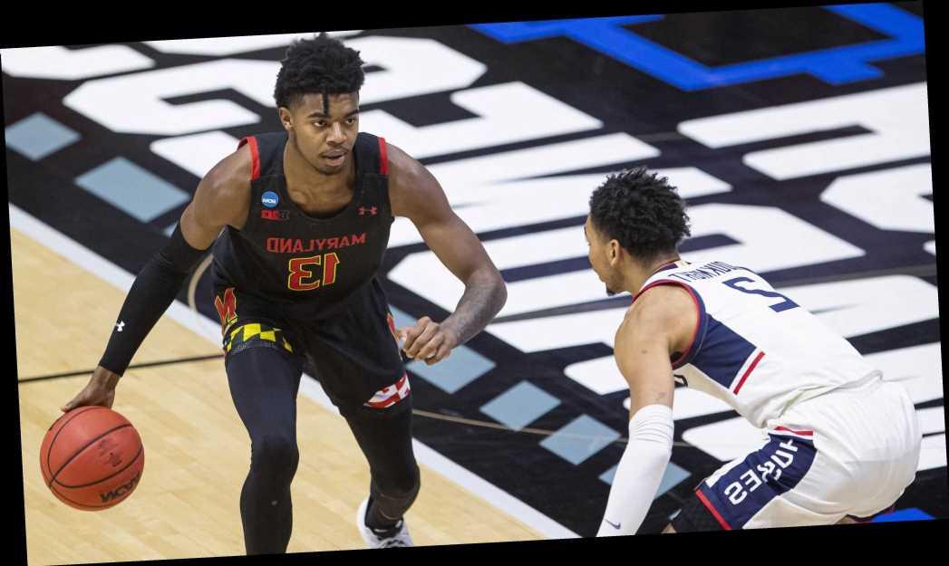 Ayala scores 23 to push No. 10 Maryland past UConn