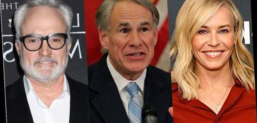 Celebrities react to Gov. Greg Abbott's decision to reopen Texas, end statewide mask mandate