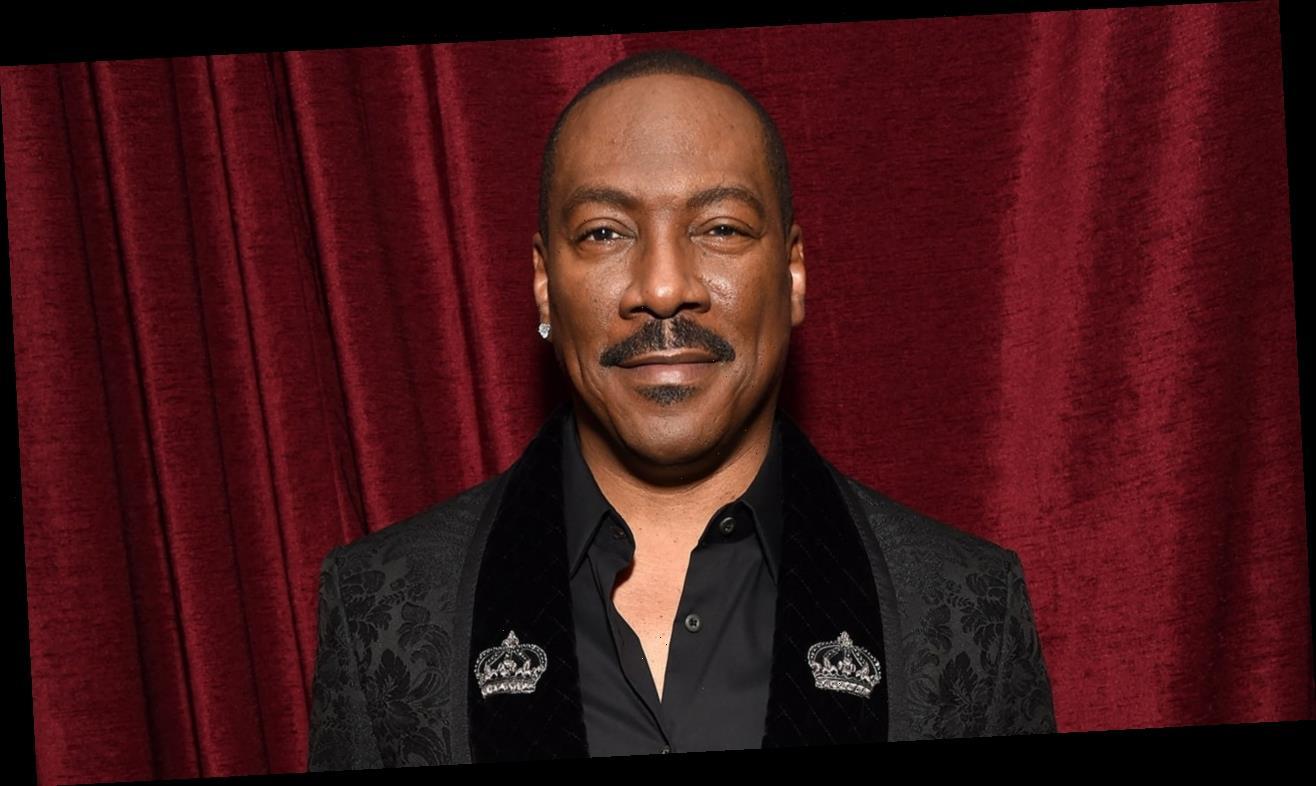 Eddie Murphy receives Hall of Fame Award at 52nd NAACP Image Awards