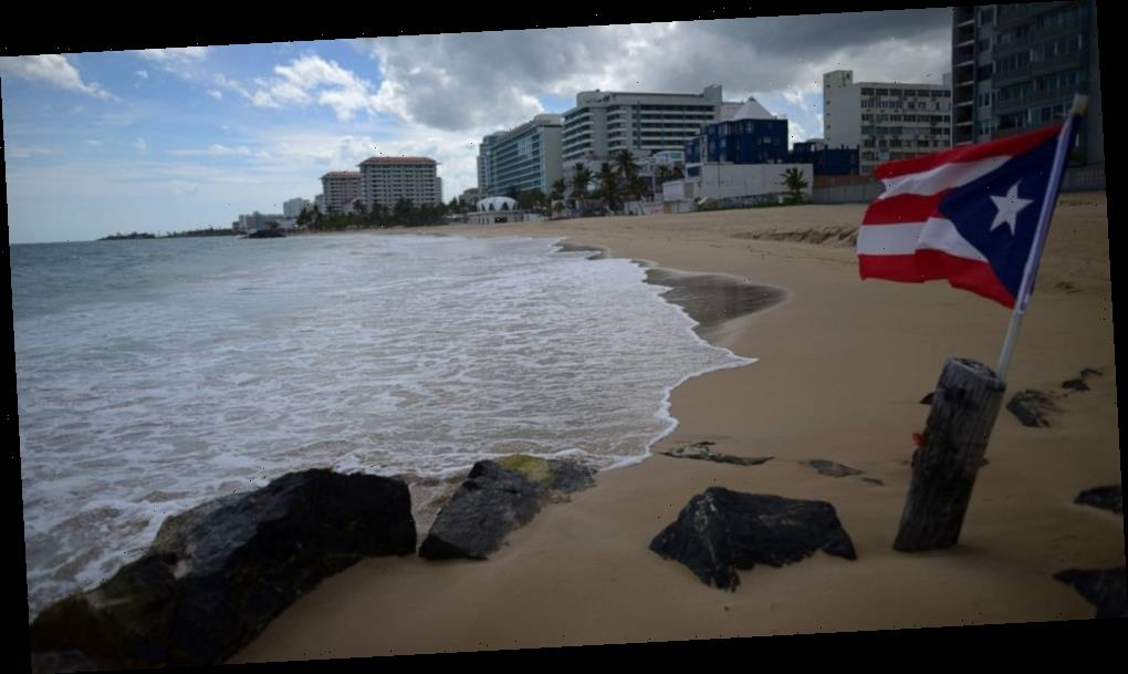 Puerto Rico cracks down on tourists flouting pandemic rules