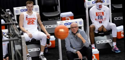 Opinion: Is coaching his son making Syracuse's Jim Boeheim a softy? Maybe a little