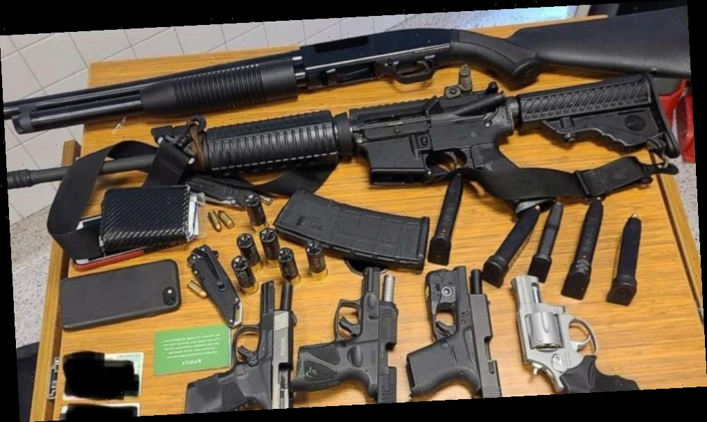 Atlanta man arrested with 6 guns, body armor at Publix grocery store