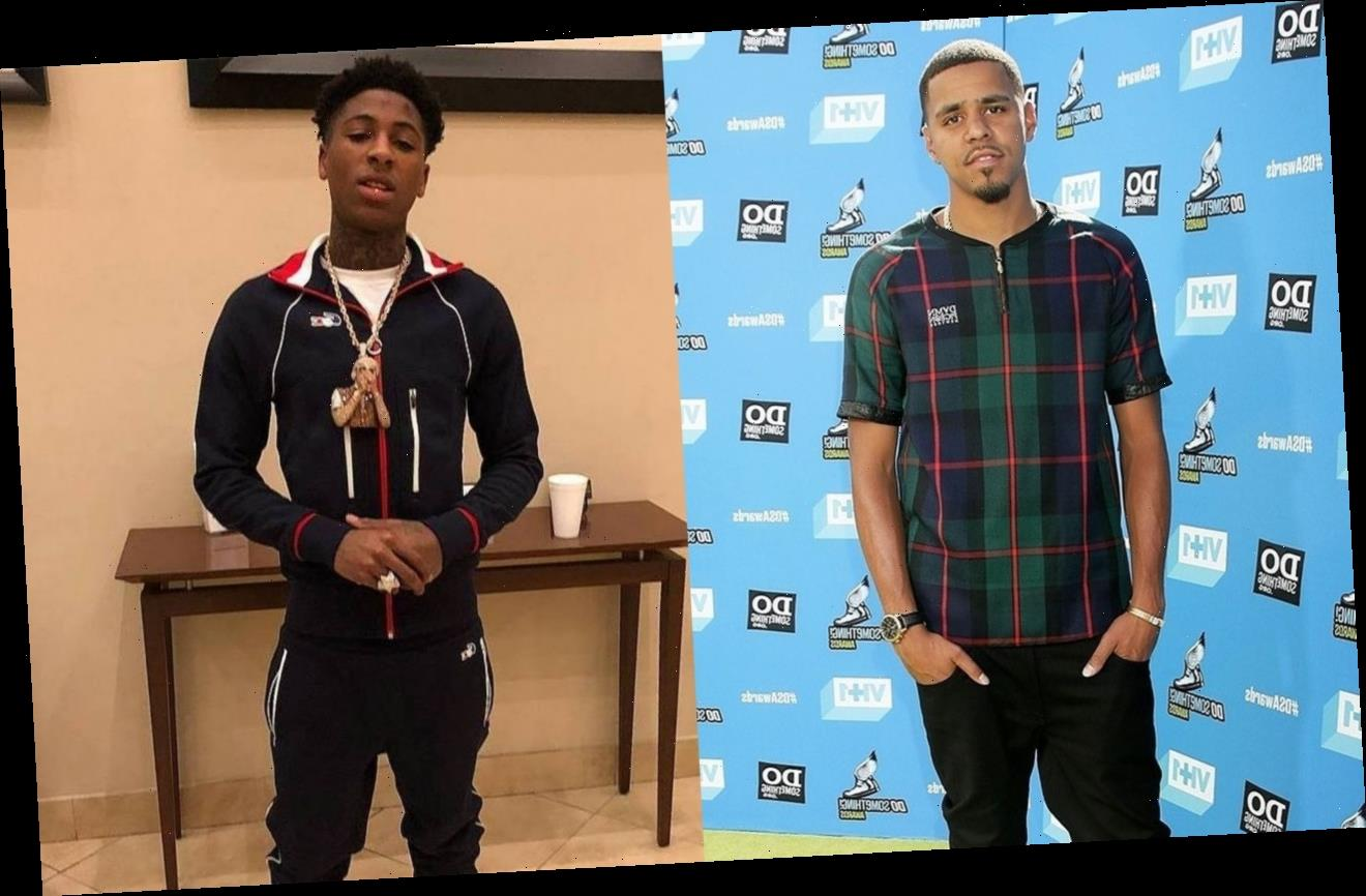 J. Cole Snubbed by NBA YoungBoy After Waiting 8 Hours in Studio