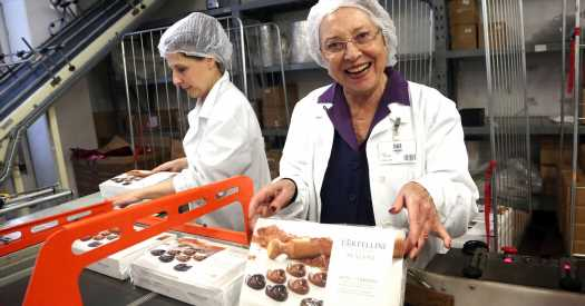 Anna Majani, Grande Dame of Fine Chocolate, Dies at 85