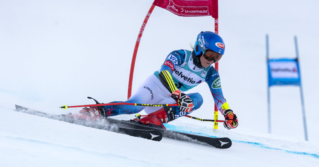 Mikaela Shiffrin Is Not Going Downhill