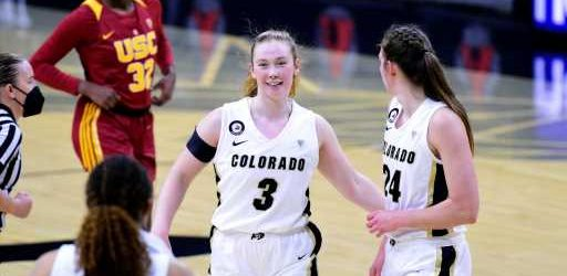 CU Buffs women headed to WNIT – The Denver Post