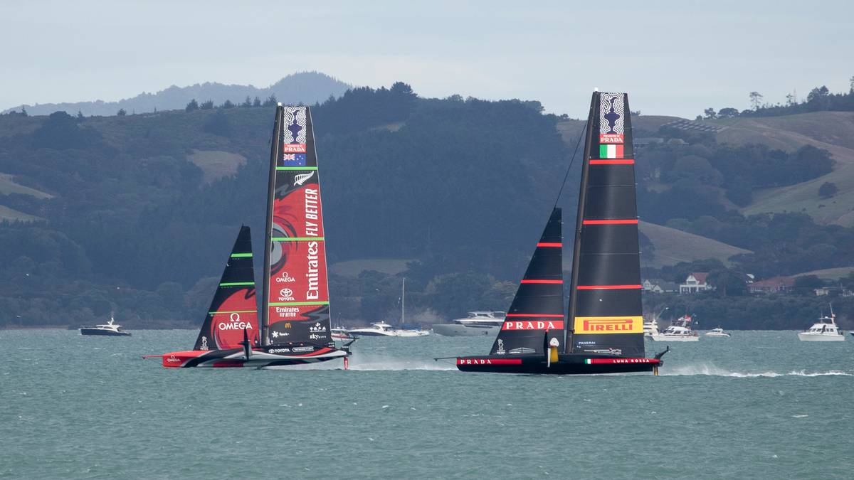 America's Cup 2021 live: Team New Zealand v Luna Rossa, day five – Schedule, start time, odds, wind, weather, live streaming and how to watch