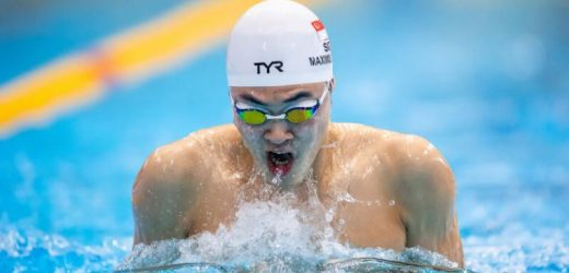 Swimming: Ang breaks national record in the 200m breaststroke, eyes gold at SEA Games