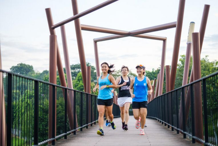 Standard Chartered Singapore Marathon celebrates International Women's Day with virtual club launch