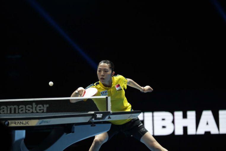 Table tennis: Yu bursts back onto international scene at WTT Contender Doha