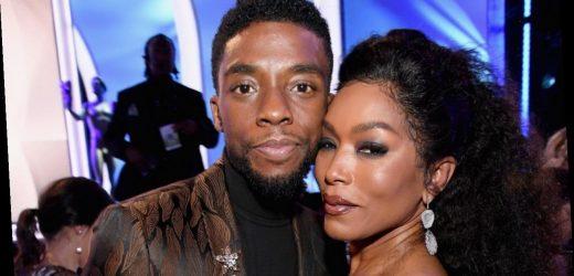 Angela Bassett Calls Chadwick Boseman's Nom a Golden Globes Highlight
