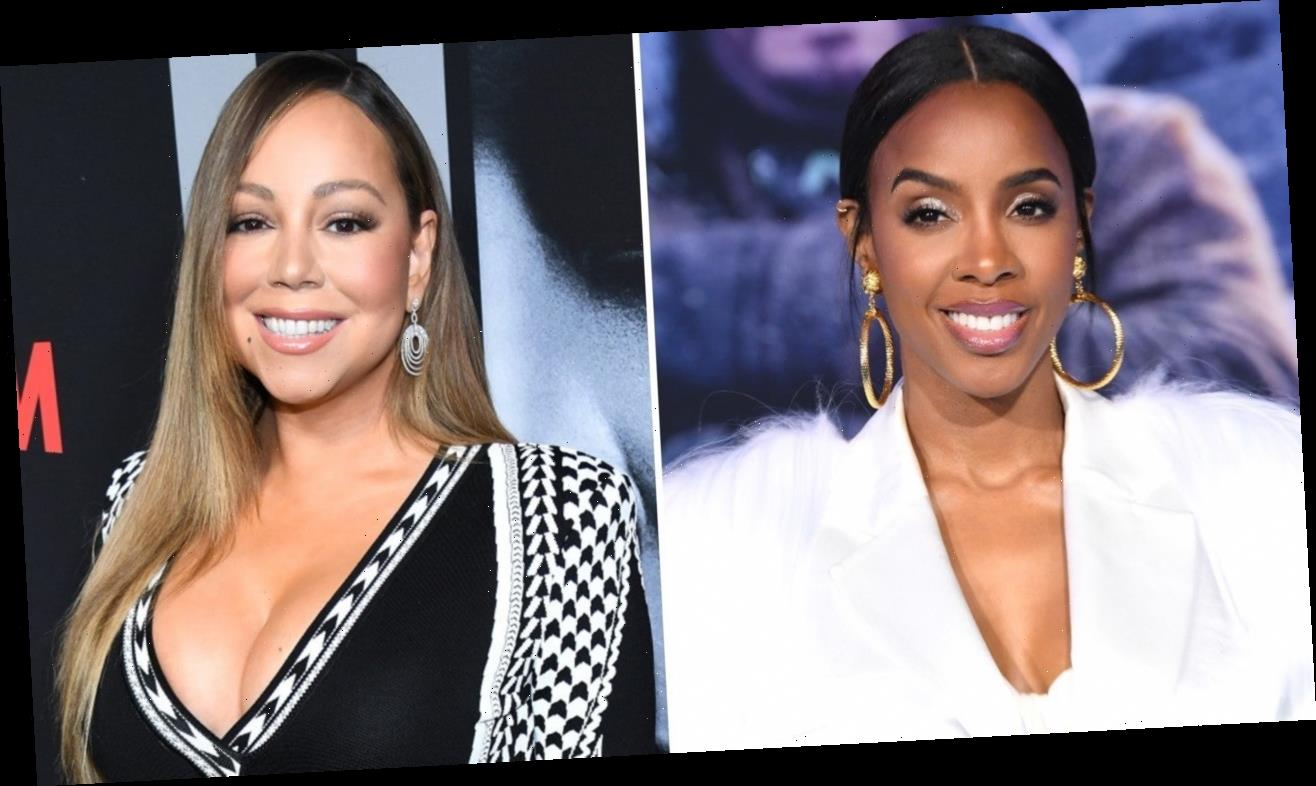 Kelly Rowland Says She Ended an Interview to Defend Mariah Carey