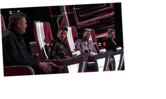 'The Voice': A Stunning 4-Chair Turn Pits the Coaches Against Blake