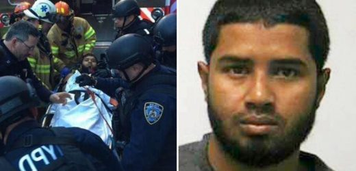 Akayed Ullah – Times Square pipe bomber sentenced to life for trying to blow himself up during NYC rush hour