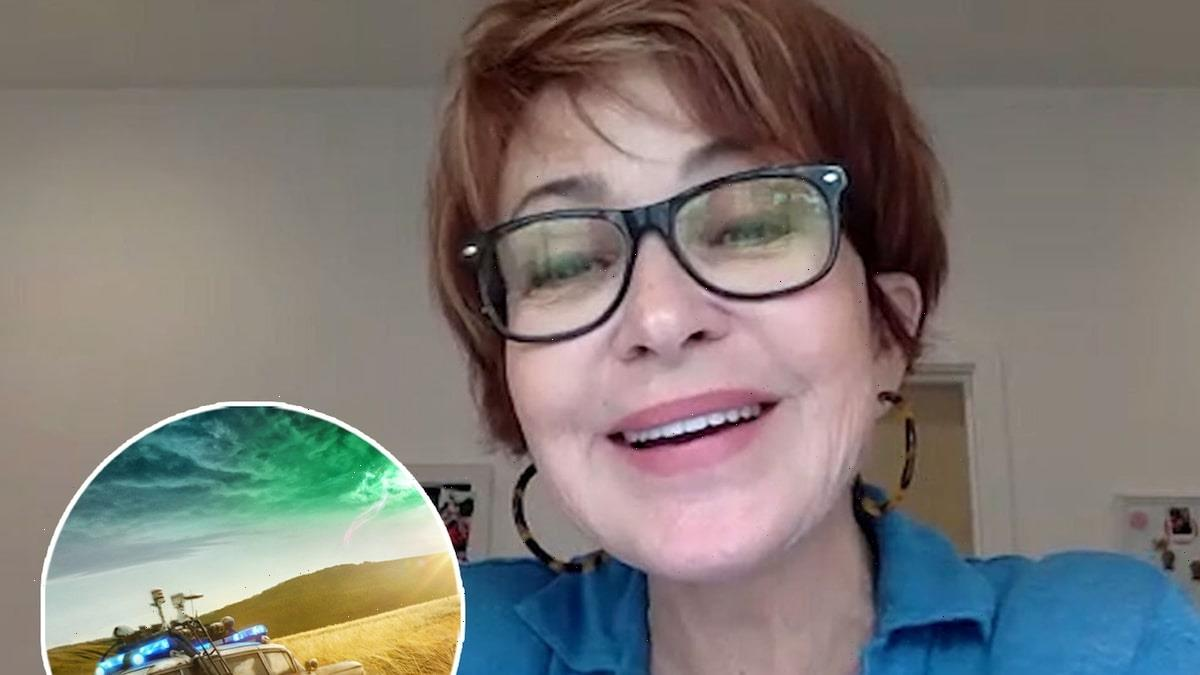 Annie Potts Dishes On Ghostbusters Afterlife: 'It's Pretty Trippy' (Exclusive)