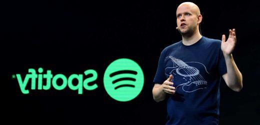 Billionaire Spotify founder Daniel EK reveals he would love to buy Arsenal off Kroenke amid furious fan protests