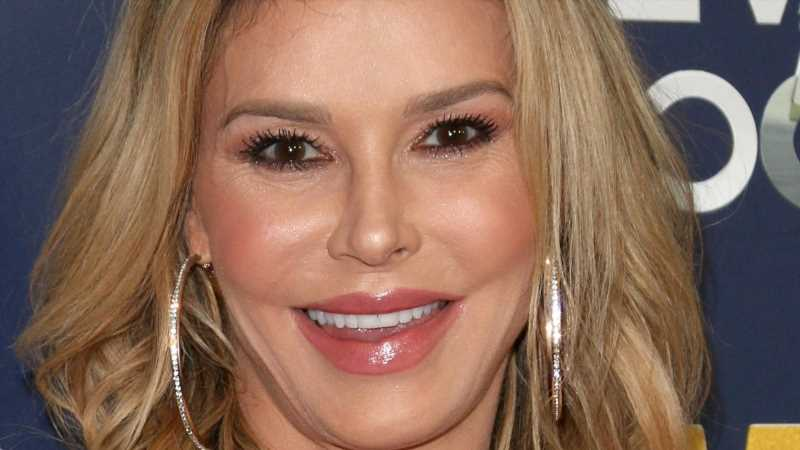 Brandi Glanville Isn't Happy About The Upcoming Season Of RHOBH. Here's Why