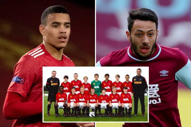 Burnley star McNeil's joy at seeing childhood pal Greenwood blossoming at Man Utd… despite own disappointment at 14