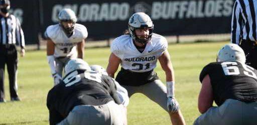 CU Buffs' Jonathan Van Diest enjoying healthy spring – The Denver Post