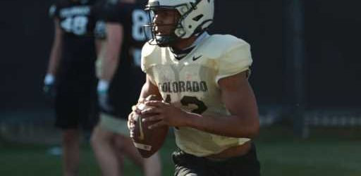 CU Buffs QB Brendon Lewis seizing opportunity this spring – The Denver Post