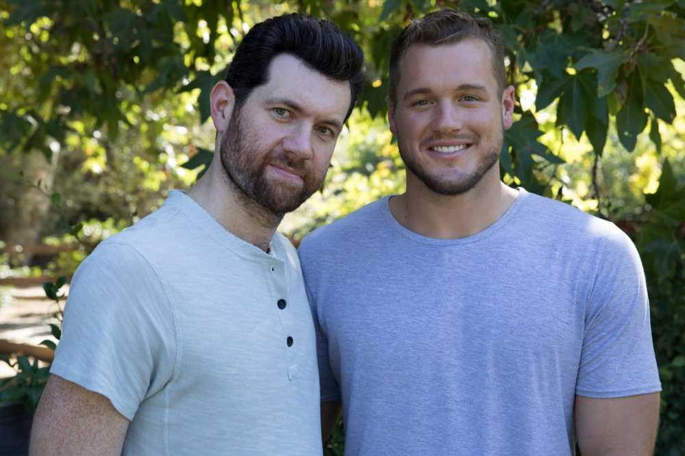 Colton Underwood-Billy Eichner clip goes viral after ex-'Bachelor' comes out