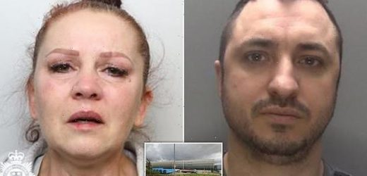 Couple who stole from Amazon caught when jilted lover reported partner