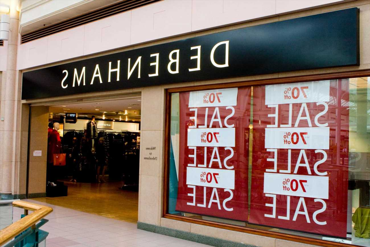 Debenhams sale: Full list of stores reopening tomorrow for final closing down clearance