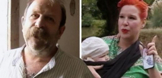 Dick Strawbridge admits he and Angel are 'in trouble' after Escape to the Chateau decision