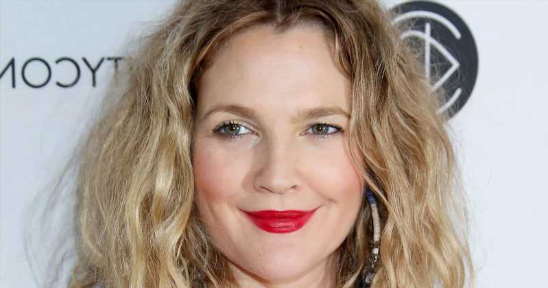 Drew Barrymore: This Is the $11 Hair Dye I Used for '90s Blonde Pixie
