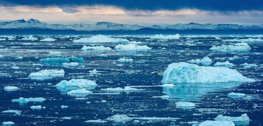 Earth knocked off its axis by glacial melting due to climate change: study
