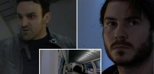 EastEnders fans call out TWO major blunders with Tube during grisly Kush Kazemi murder scenes