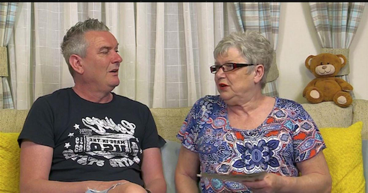 Gogglebox fans support Jenny Newbury after announcing she's given up smoking