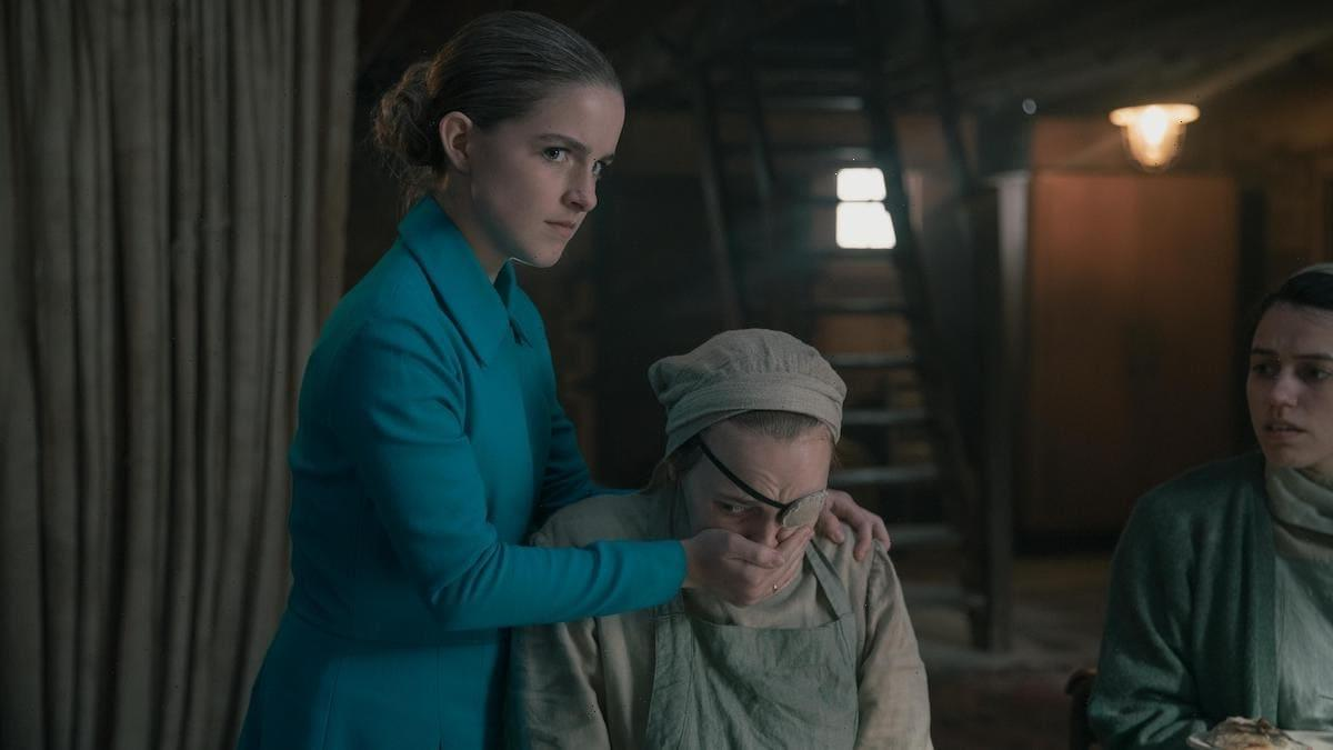 'Handmaid's Tale' Boss on 'Terrifying' Mrs. Keyes, How June's Lydia Decision Could Haunt Her