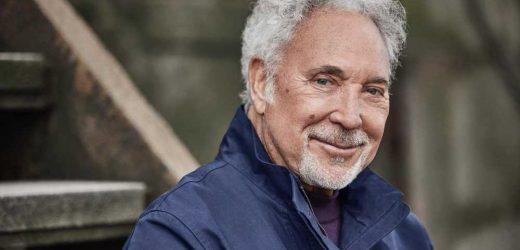 How Tom Jones still keeps it sexy at 80