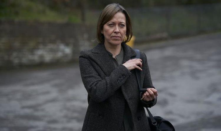 How did Nicola Walker feel about leaving Unforgotten?