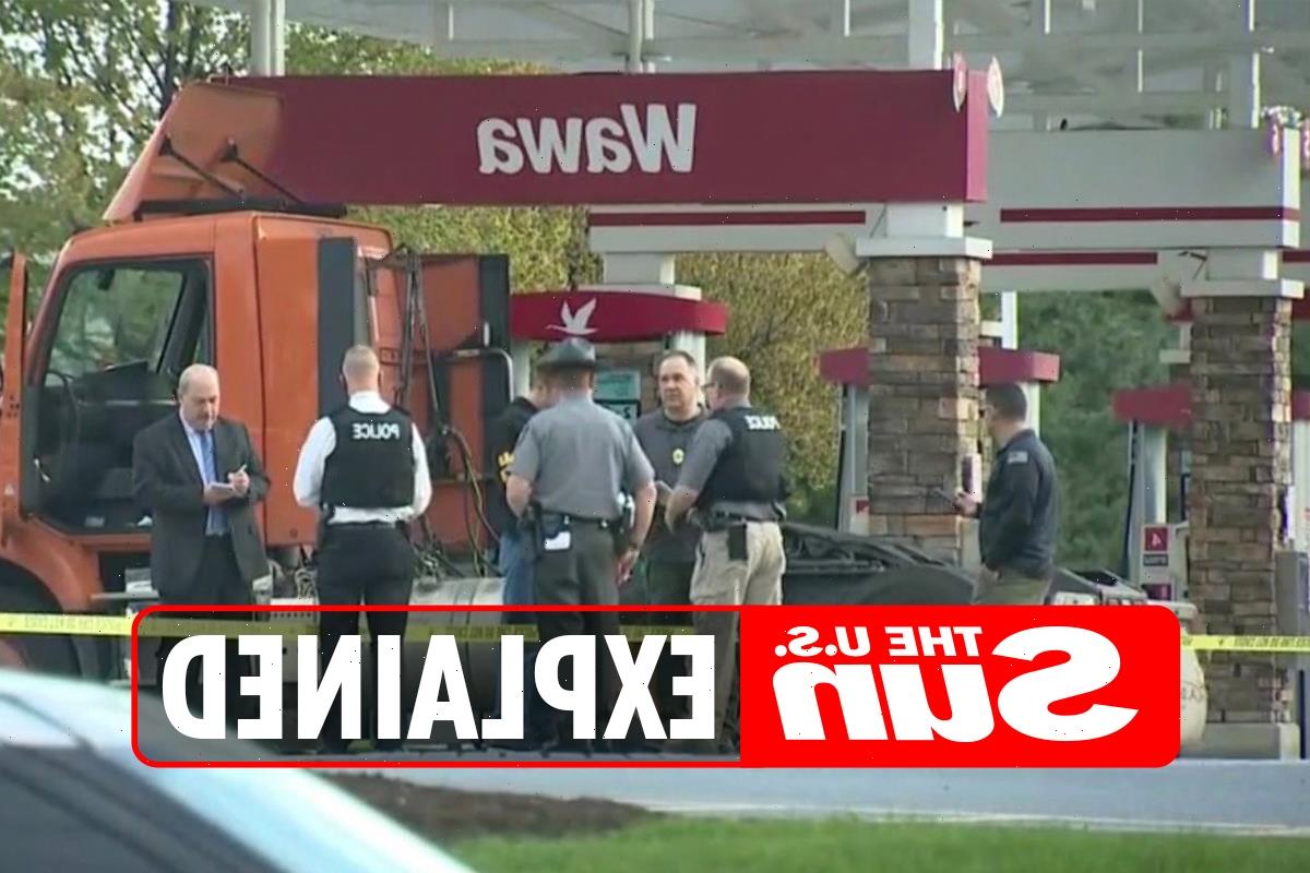 How many people died in the shooting in Upper Macungie?