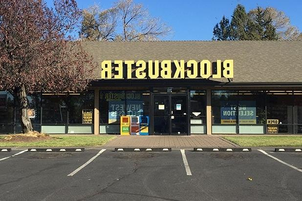 How the Last Blockbuster Store Is Surviving the Pandemic: Nostalgia, Sleepovers and T-Shirt Sales