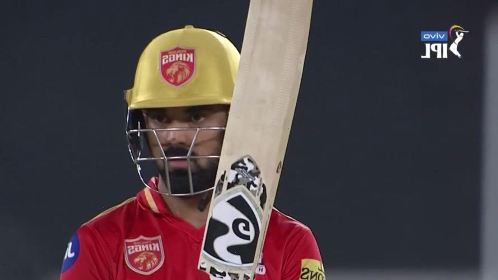 IPL: Punjab Kings thrash RCB as KL Rahul scores 91 not out and Harpreet Brar fires with bat and ball