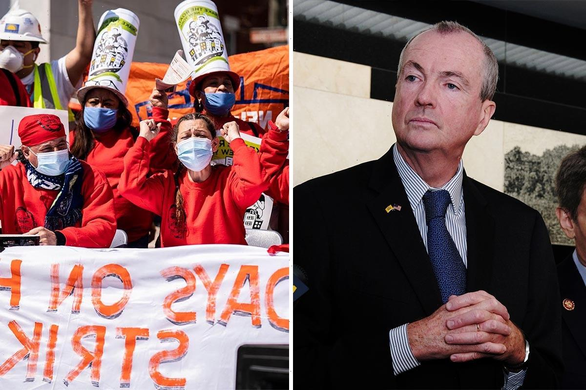 Illegal immigrants could get $40MILLION in stimulus checks as New Jersey Gov Murphy pushes for one-time Covid payment